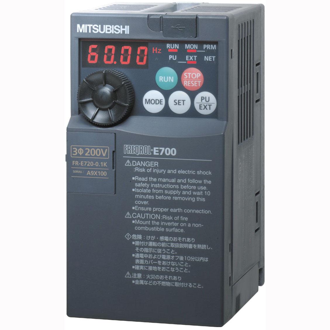 三菱变频器 FR-E720介绍说明