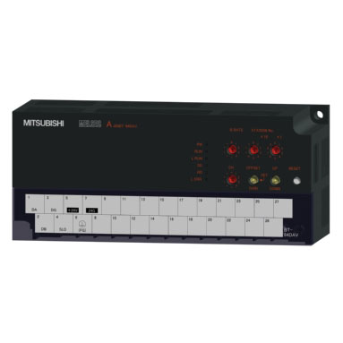 AJ65BT-64DAV三菱CC-LINK模拟量输出模块特价销售