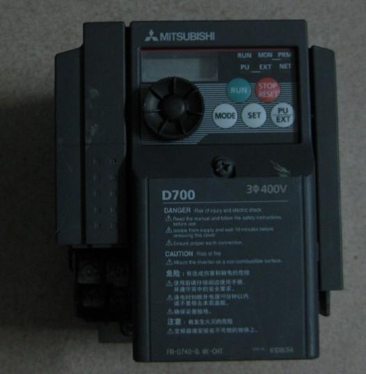 三菱变频器 FR-D740