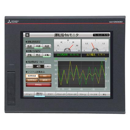 GT2708-STBD 三菱8.4寸黑色DC电源型触摸屏价格好 GT2708-STBD批发销售