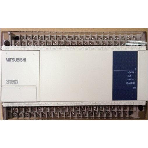 FX1N-60MR -001三菱PLC 36点漏型输入/24点继电器输出