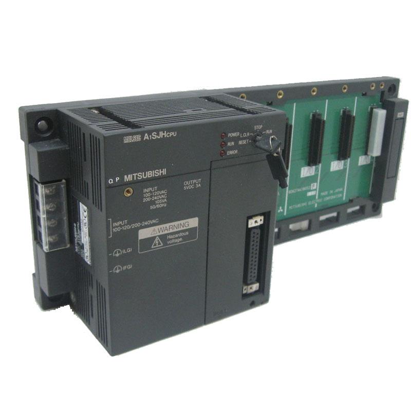 A1SJHCPU 三菱A系列PLC A1SJHCPU价格 三菱A系列CPU A1SJHCPU带5个I/O插槽