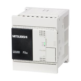 FX3S-14MR/DS 三菱PLC DC电源 FX3S-14MR/DS价格 8点入6点继电器输出