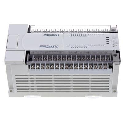 FX2N-48MT-001价格优 AC电源 24点输入24点晶体管输出