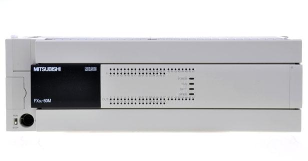 FX3U-80MR/ES-A原装质保一年 三菱PLC FX3U80MR现货