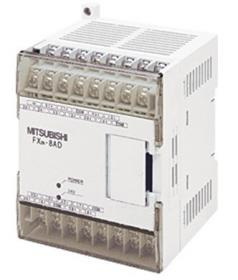 FX2N-8AD价格优惠 三菱PLC模块FX2N-8AD