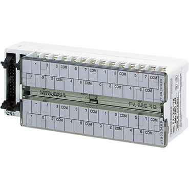 三菱PLC接线端子FX-32E-TB  FX-32E-TB价格