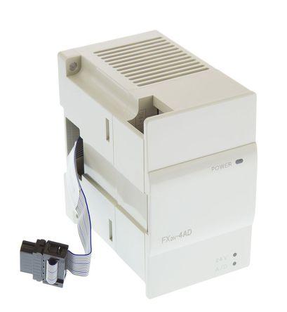 FX2N-4AD三菱4通道模拟量输入模块