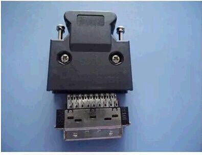 三菱 连接器MR-J3CN1 适用于三菱伺服