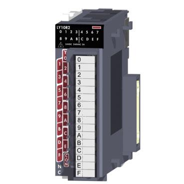 LY10R2 三菱PLC输出模块LY10R2价格