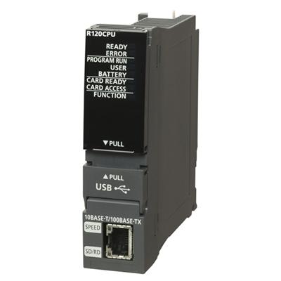 三菱PLC R08CPU价格 R08CPU三菱iQ-R系列CPU 80K步 销售
