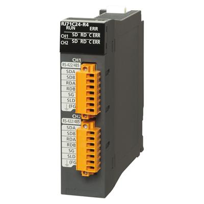 RJ71C24-R4 三菱iR-Q系列网络模块