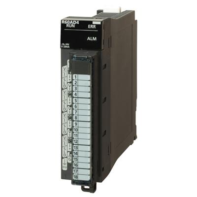 R60ADI8 三菱PLC R60ADI8三菱iQ-R系列模拟量电流输8通道入模块