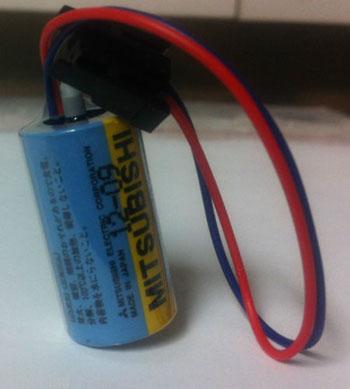 A6BAT 三菱A系列电池A6BAT价格 二酸化锰锂一次电池