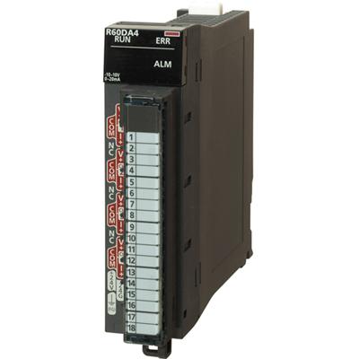 R60DAI8 三菱iQ-R系列模拟量电流输出模块 R60DAI8价格 低价销售