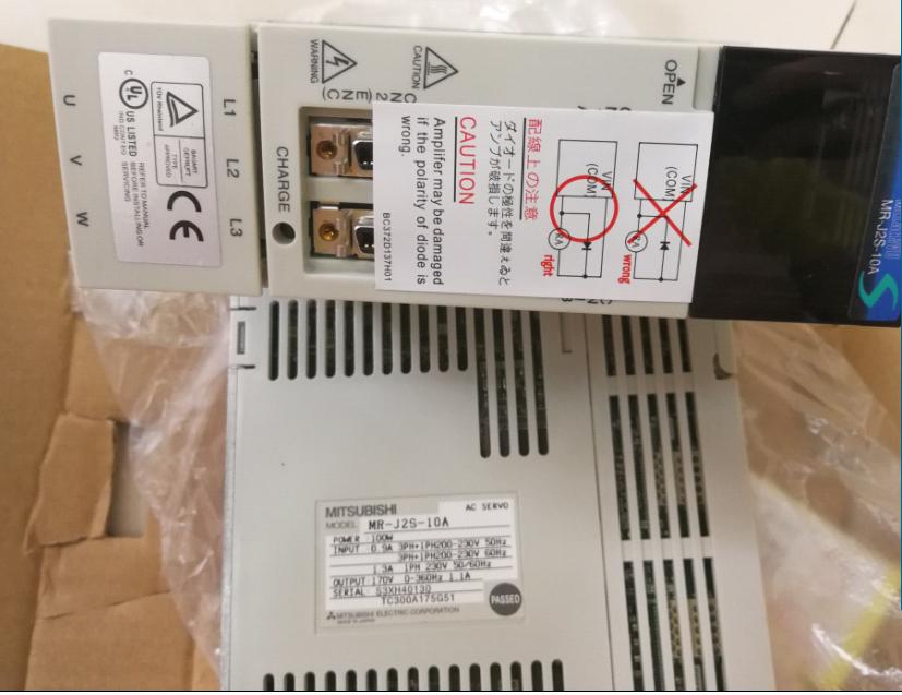 MR-J2S-10A 三菱J2S伺服 MR-J2S-10A价格
