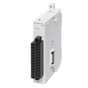 FX5-4AD-PT-ADP 三菱FX5系列4通道铂电阻温度输入型模块