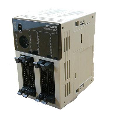 FX5UC-64MT/D 三菱PLC紧凑型32点DC24V漏型输入/32点晶体管漏型输出