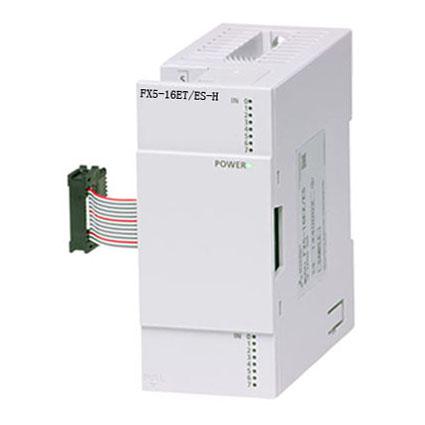 FX5-16ET/ES-H 三菱FX5系列高速脉冲I/O模块