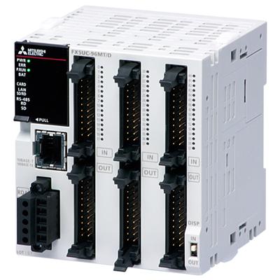 FX5UC-96MT/D价格好 FX5UC-96MT DC电源DC漏型输入 48点漏型输出