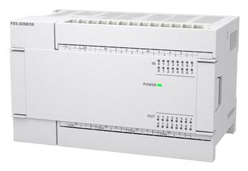 新品FX5-32ER/DS 三菱FX5扩展模块16入16点继电器输出DC电源
