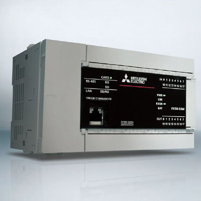 FX5U-64MR/ES 三菱PLC FX5U-64MR价格 AC电源32入/32继电器输出