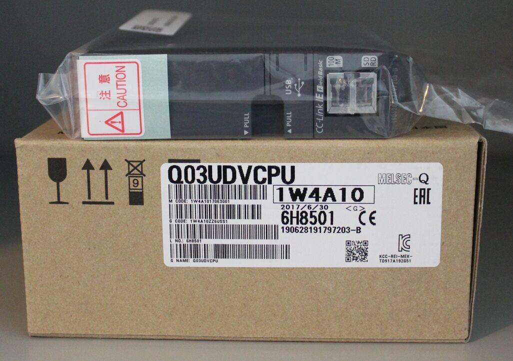 Q03UDV三菱原装低价 Q03UDVCPU 三菱Q系列PLC现货  Q03UDV用户手册