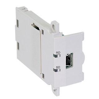 三菱模块fx3u-usb-bd报价价格优  三菱usb通信功能扩展板 fx3u-usb-bd